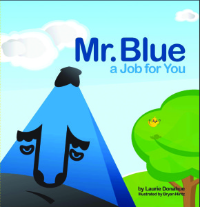 Mr Blue- A Job for You